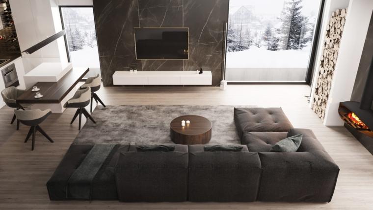 décoration-de-chambres-et-diner-sofa-modulaire