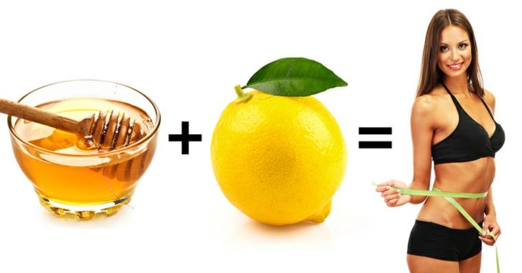 miel au citron
