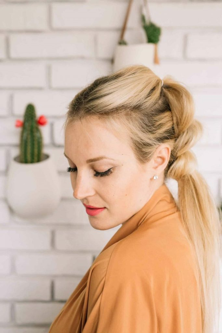 coiffures avec des tresses-original
