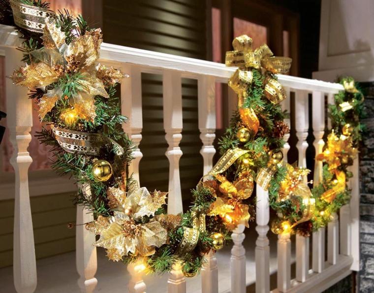 Décorations de Noël-décorer-extérieur