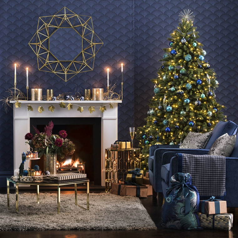 Noël-décorer-choses intérieures