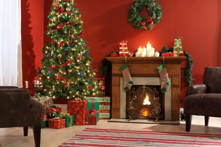 idées pour décorer à la maison de Noël