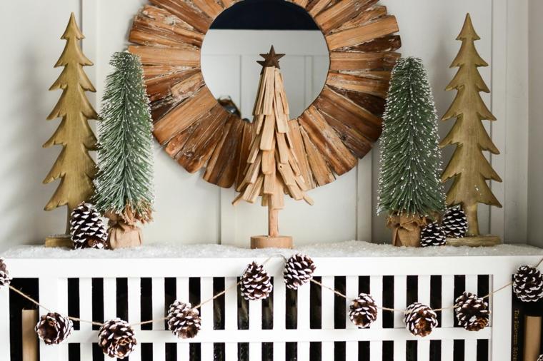 Arrangements de Noël-décorer-intérieur
