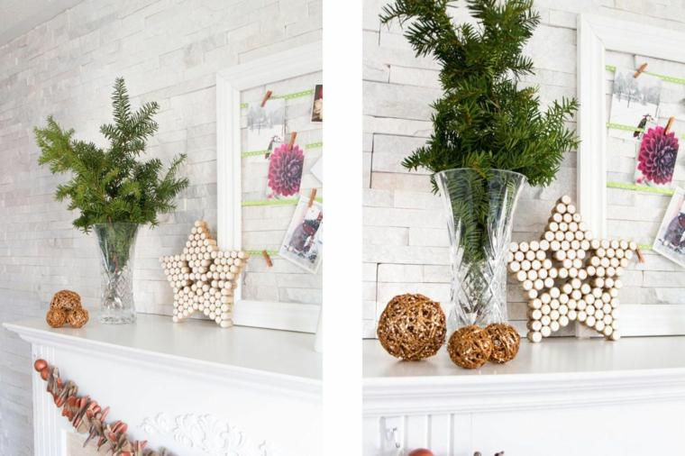 idées pour décorer à Noël-moderne