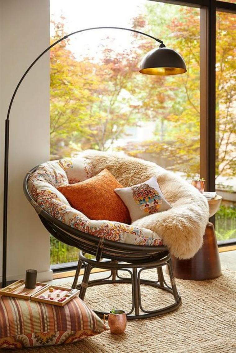 lieu de lecture confortable
