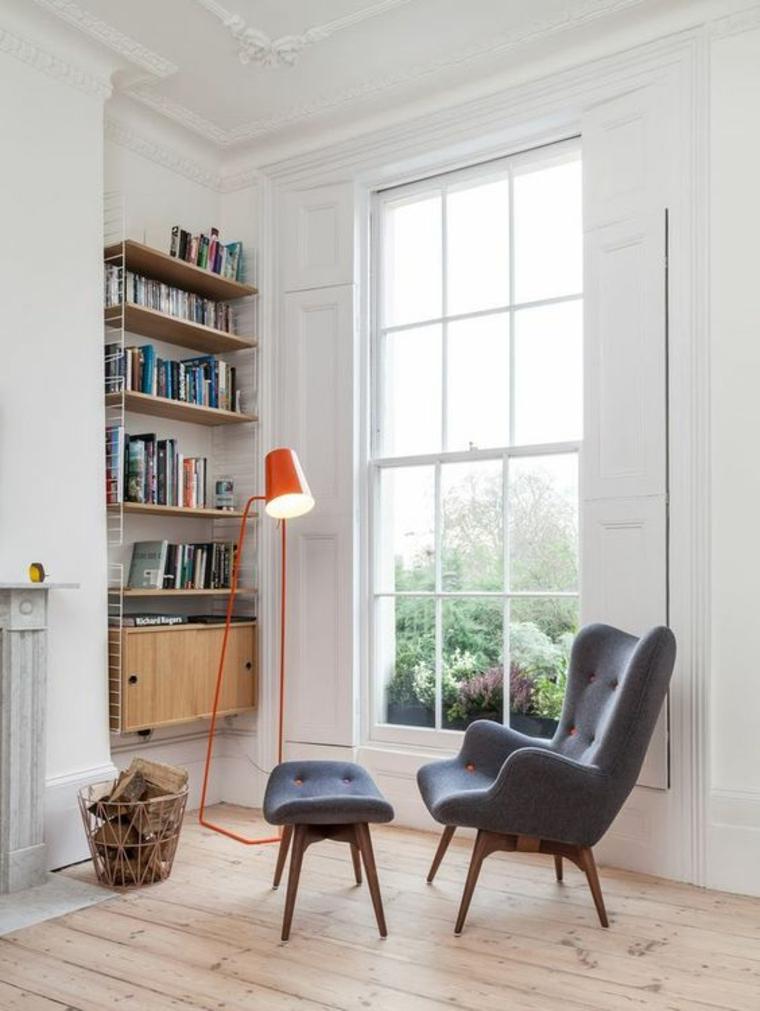 fauteuil confortable pour lire