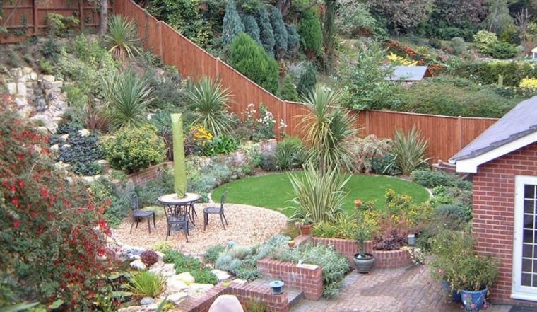 décoration-de-jardins