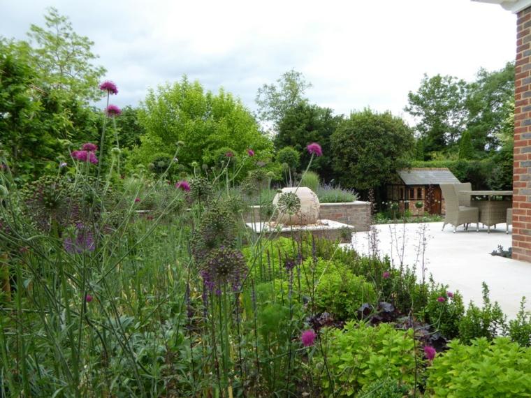 idées pour les jardins modernes