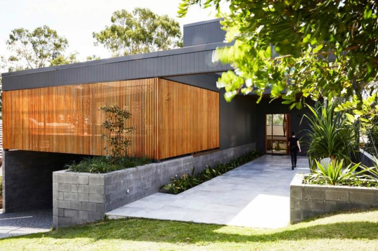 Australie-maisons modernes
