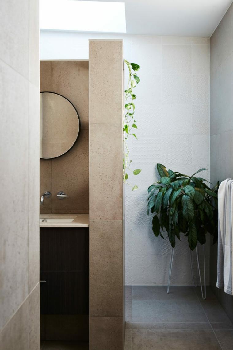 maisons de bain modernes