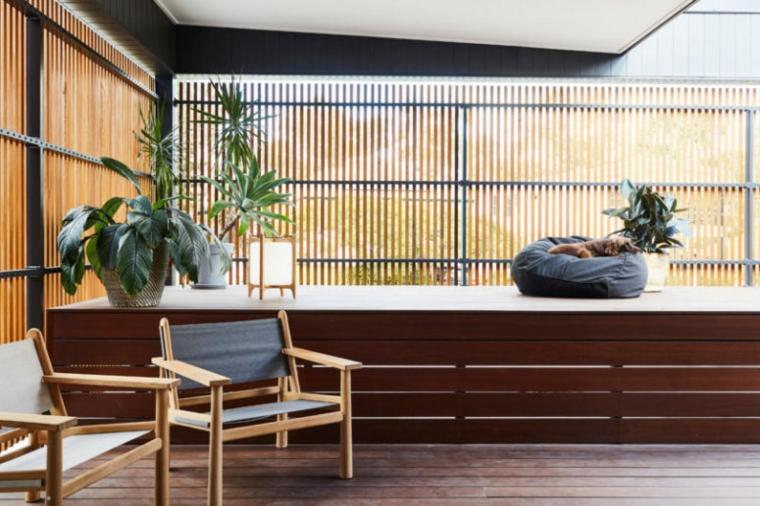 meubles-modernes-et-plantes