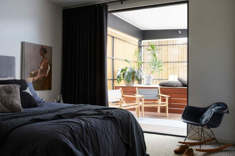 maisons de chambre modernes