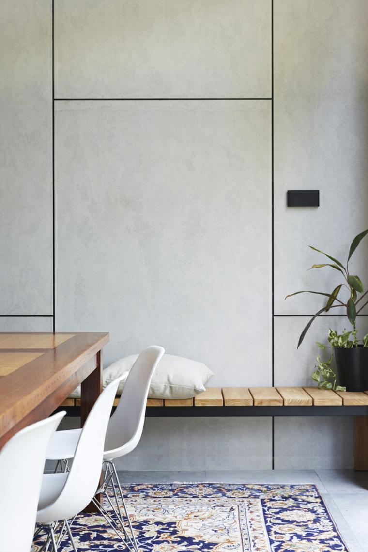 maisons modernes de salon