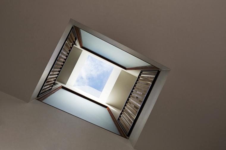 vue de lescalier