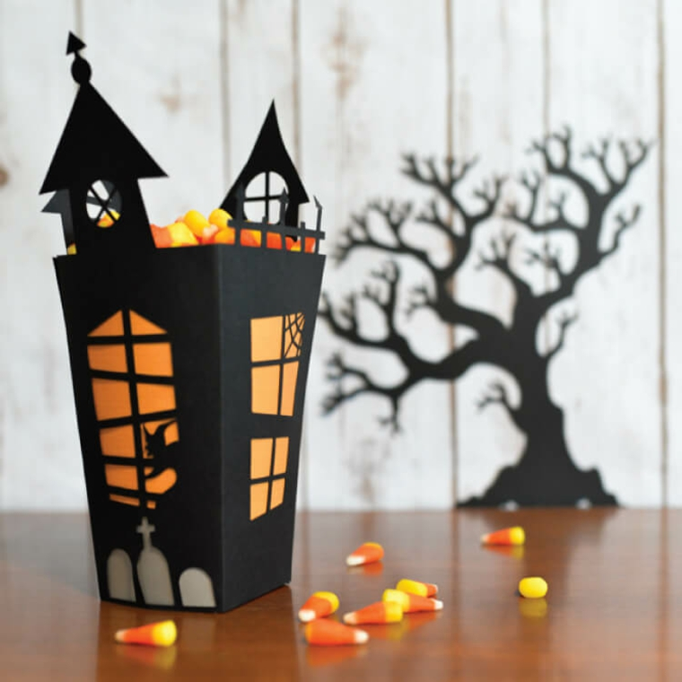 halloween-décorer-ornements intérieurs