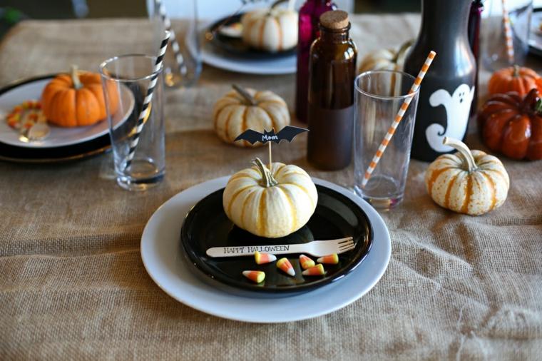 arrangements pour halloween-décorer-intérieur