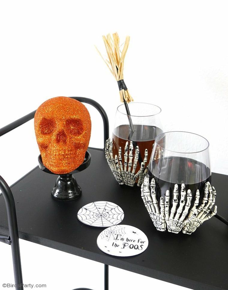 Halloween artisanat-décorer-intérieur