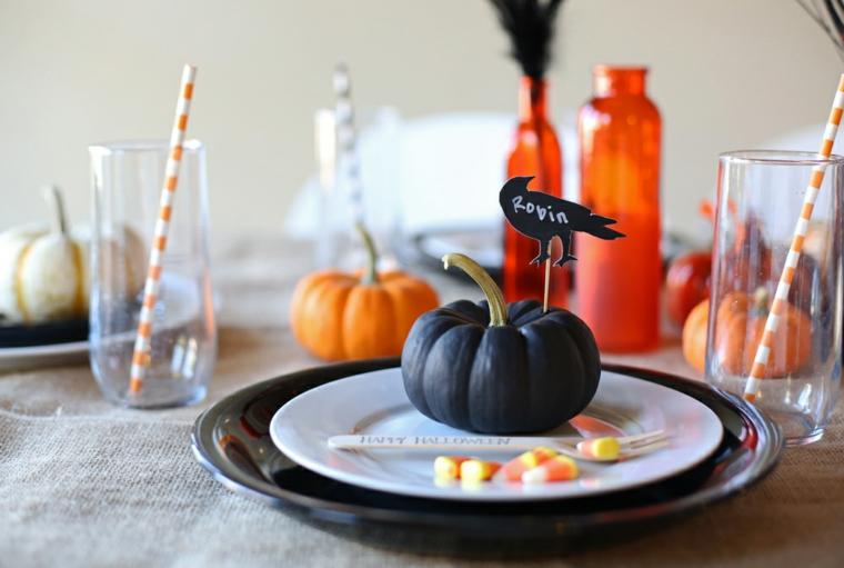 Halloween-décorer-figures dintérieur
