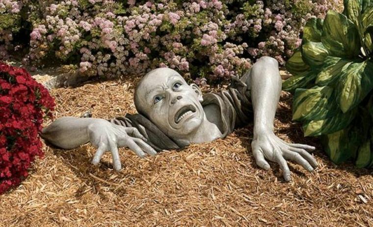 projets fous dans le jardin