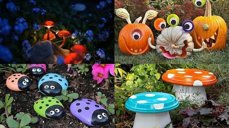 Des projets amusants pour le jardin