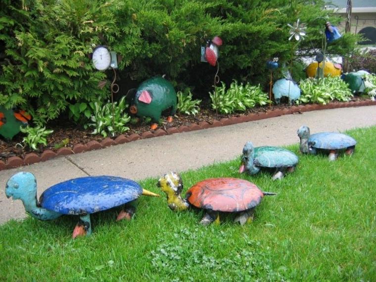 Faites vos propres sculptures de jardin