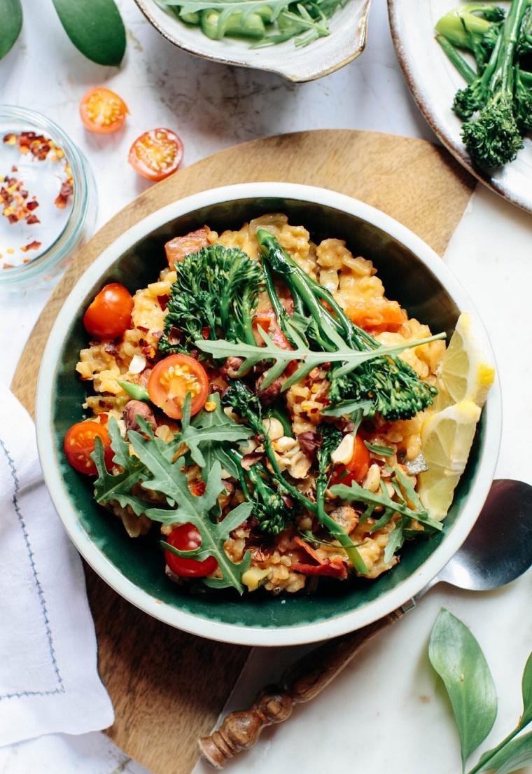 recettes-faciles-et-saines-options-risotto-vegetal
