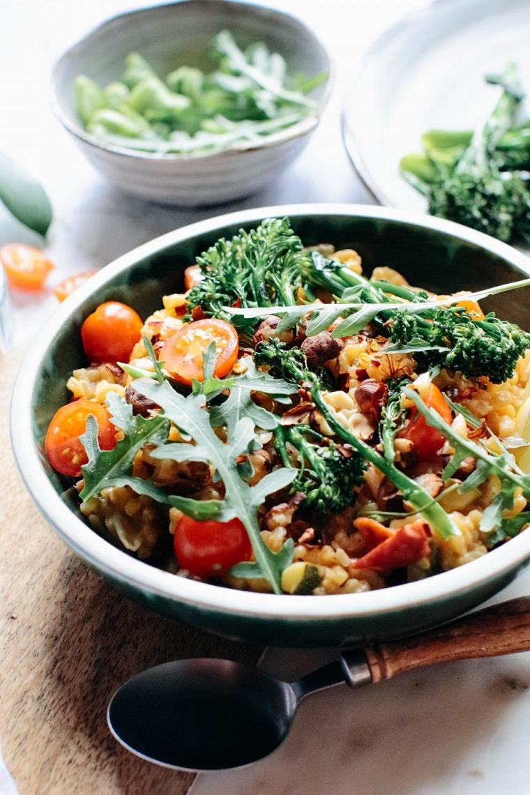 recettes-faciles-et-saines-options-risotto-vegetal-ricos
