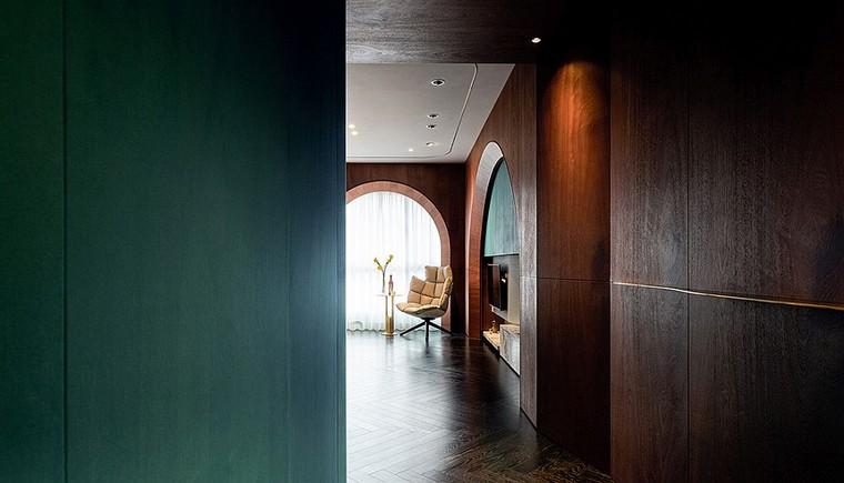 design-et-decoration-interieurs-appartement-sophistiqué