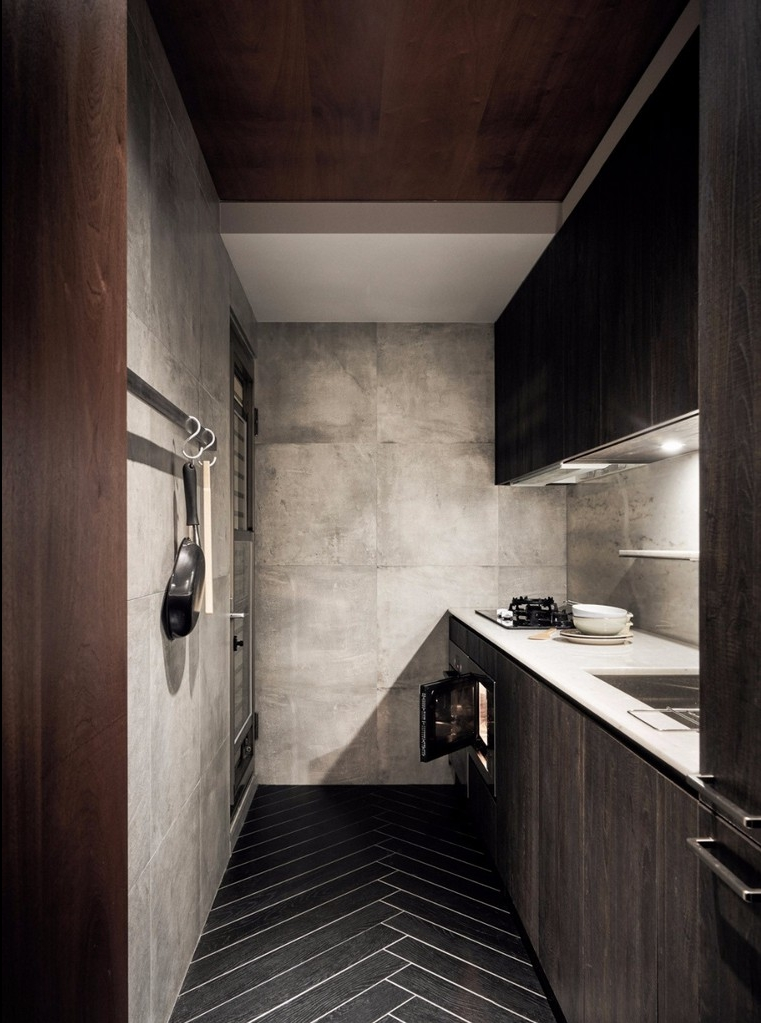 appartement-moderne-design-inspiré-intérieur-yacht-cuisine