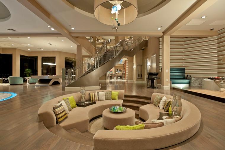 mobilier de salon moderne et élégant