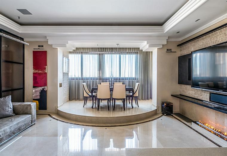 chambres modernes décorées