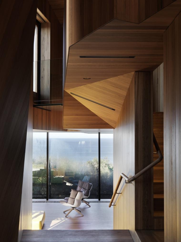 conceptions modernes de maison confortable