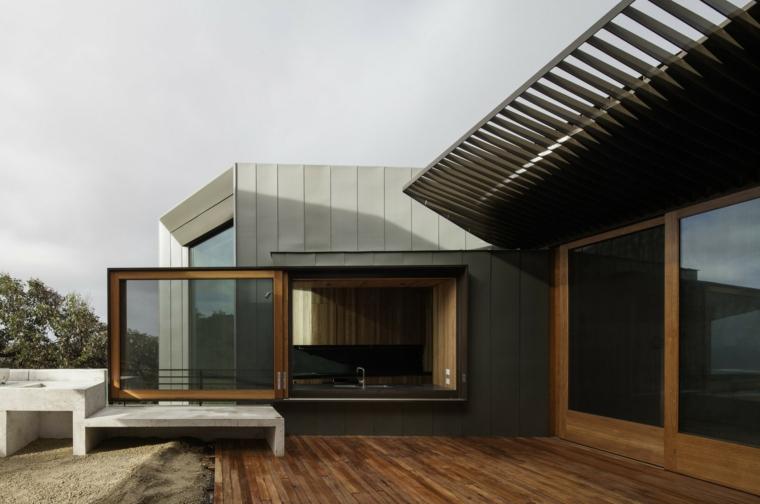 dessins de maisons créatives modernes