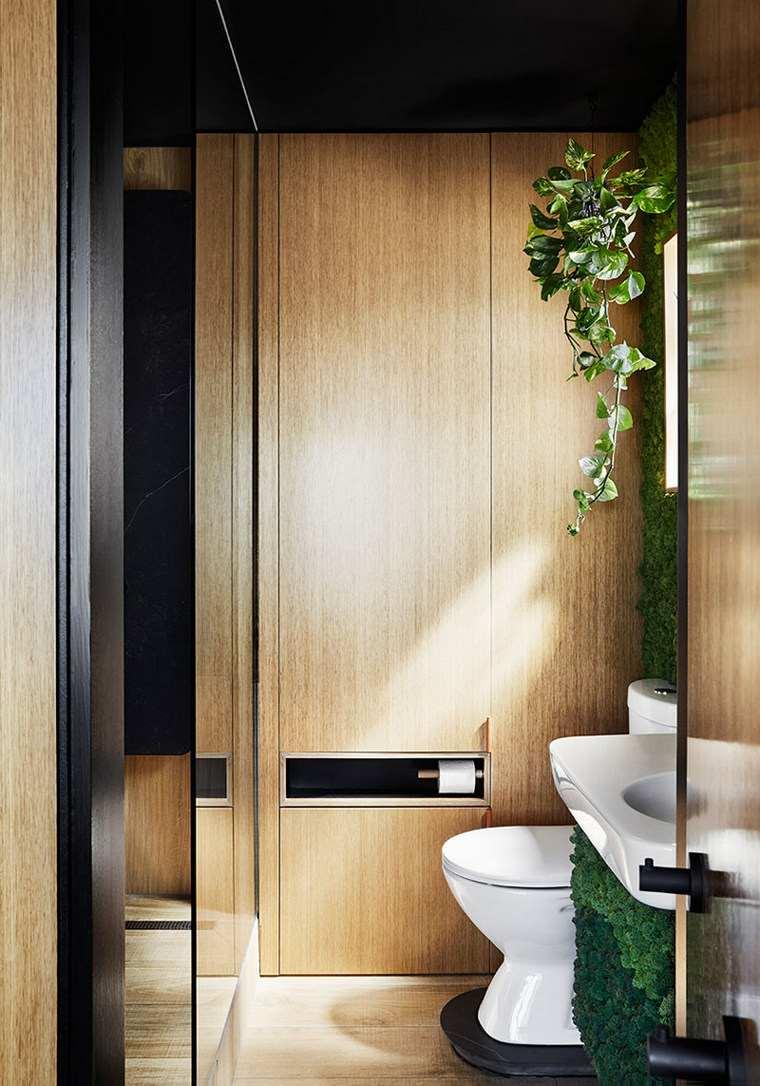 salle de bain-accent-bois naturel
