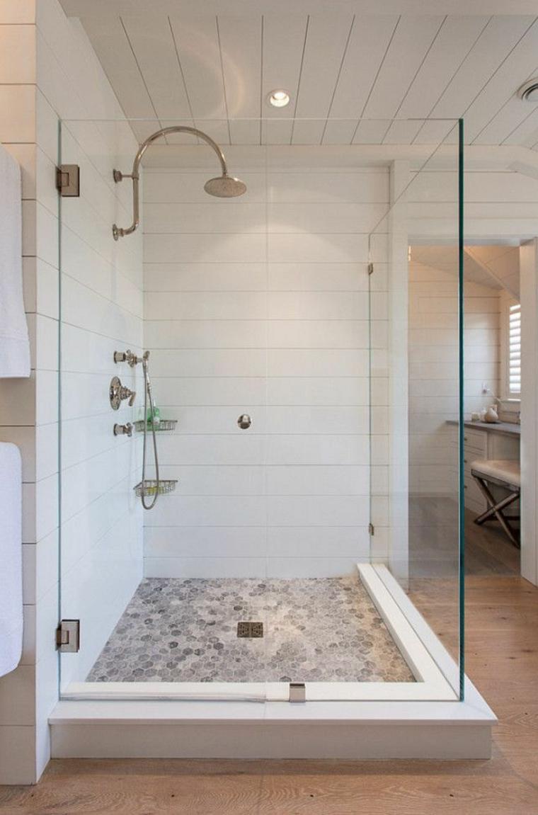 cabine de douche originalqal avec porte en verre