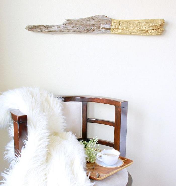 styles de bois flotté élégant