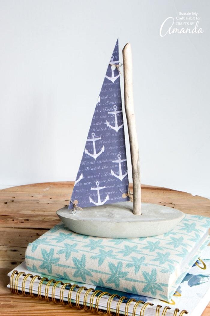 décoration-marinera-velas-barcos