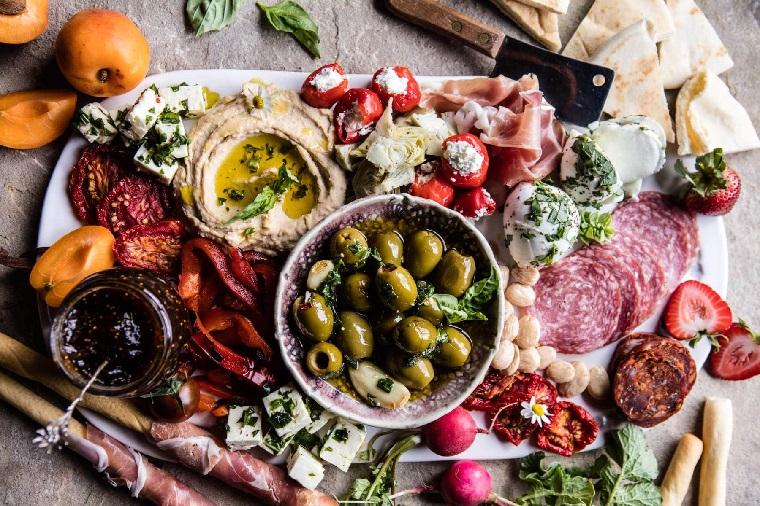 apéritifs-pour-noël-plat-grec