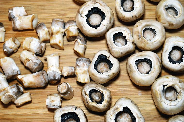 apéritifs-pour-noël-champignons-idées-farcies