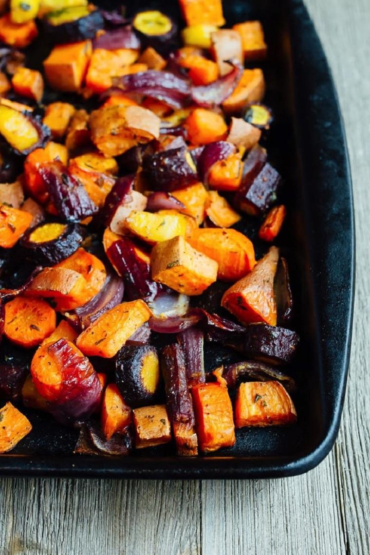 nourriture-végétalien-idées-faciles-faire-dîner