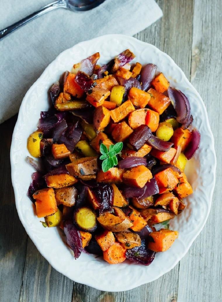 nourriture-végétalien-facile-original-riche-légumes