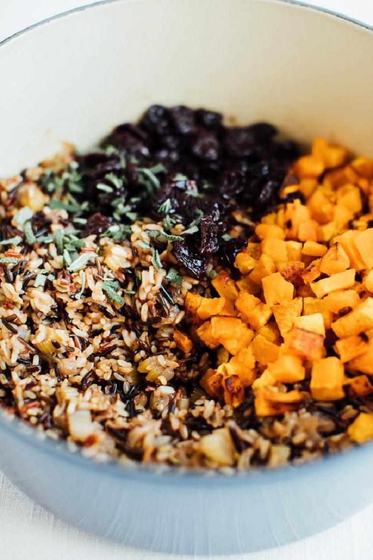 riz-sans-gluten-végétalien-végétalien-options