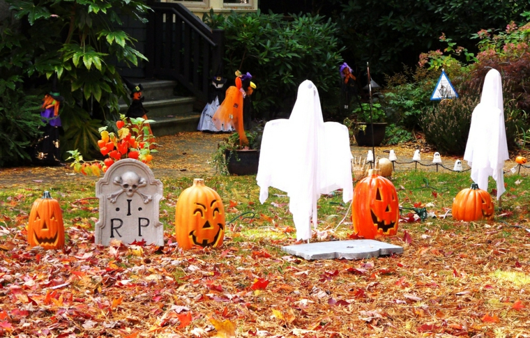 cimetière-avec-fantômes