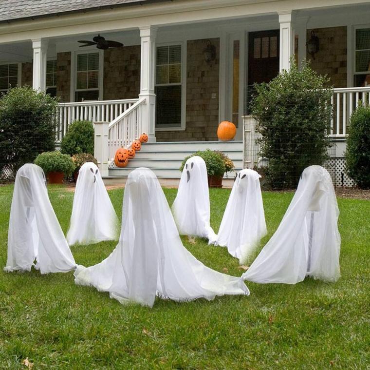 décoration de choeur fantôme