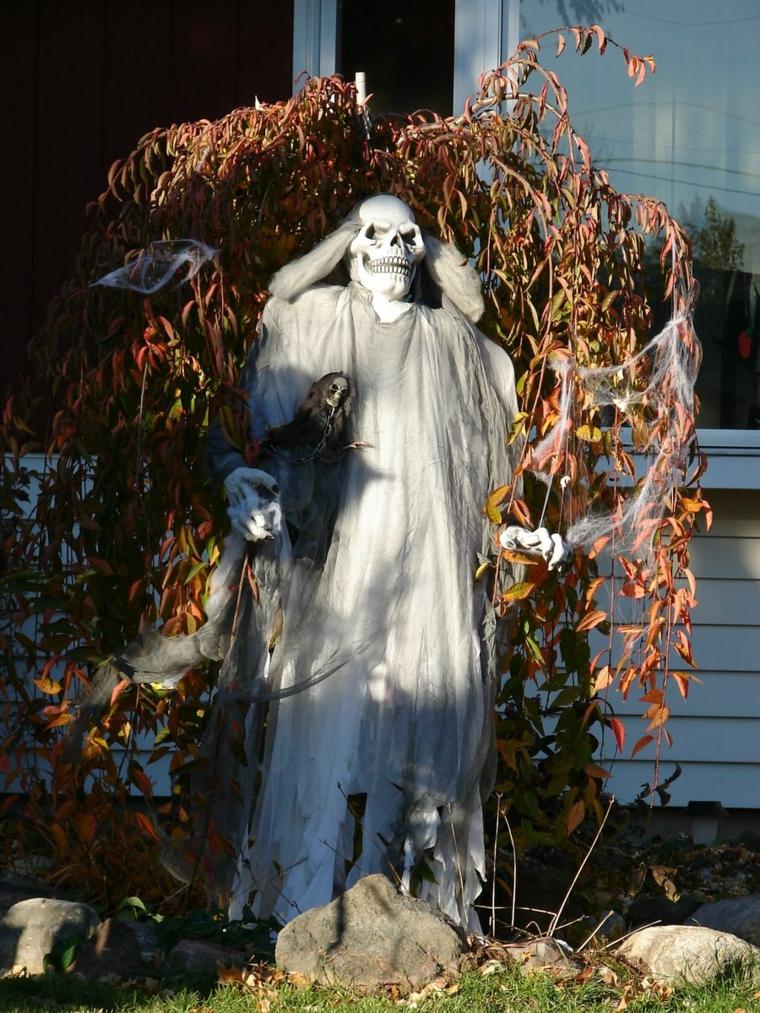 fantôme pour Halloween effrayant