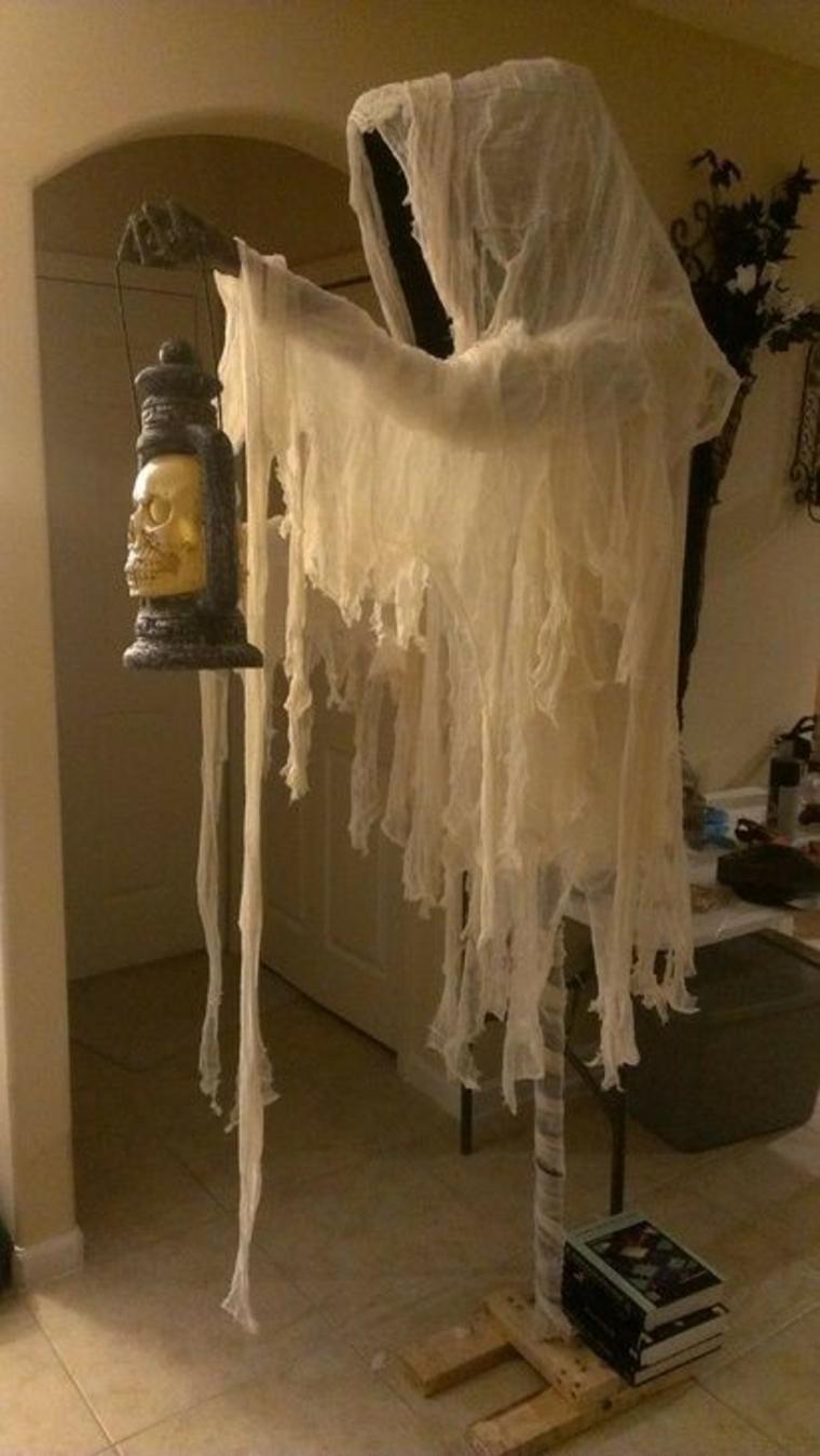 fantômes pour la décoration dHalloween