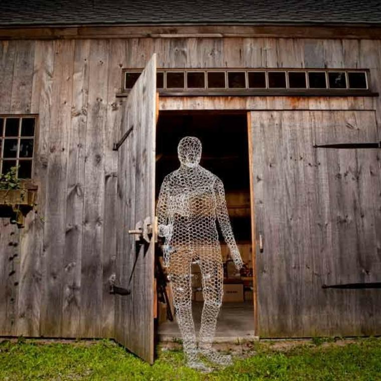 fantômes pour Halloween filaire