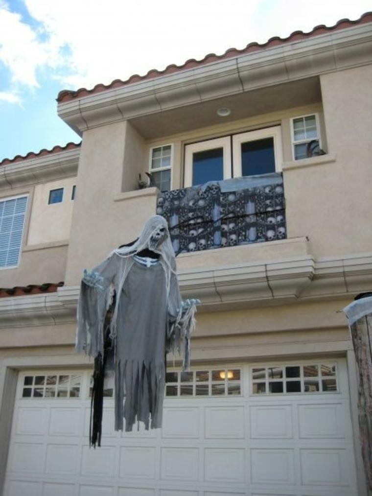 fantômes pour Halloween