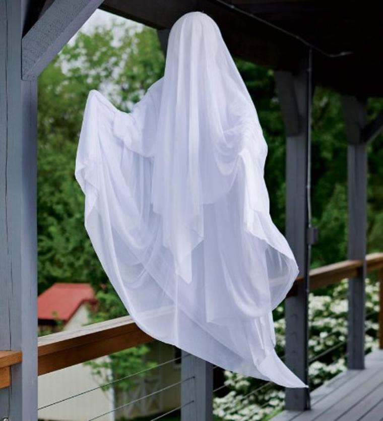 fantômes pour Halloween flottant