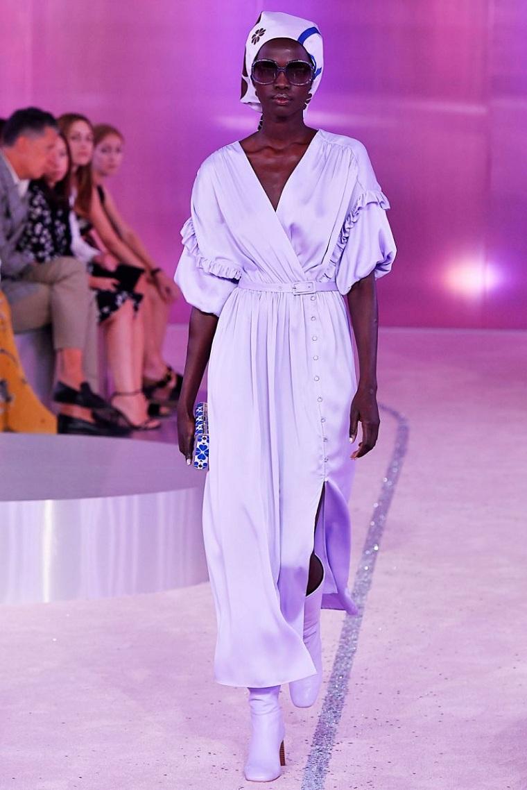 mode-2019-couleurs-robe-lavande